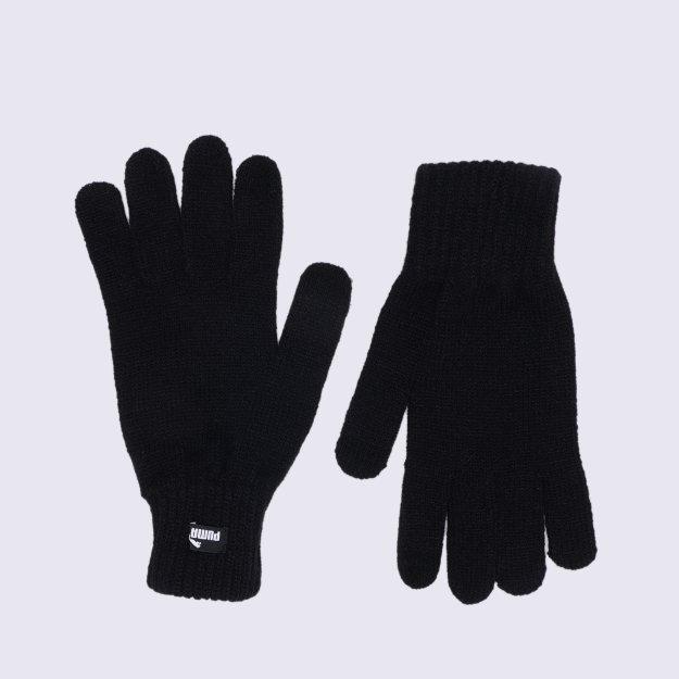 Перчатки Puma Knit Gloves - MEGASPORT