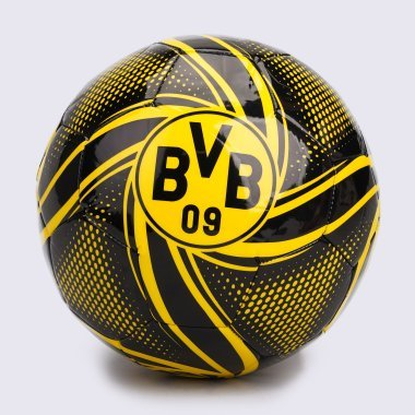 М'ячі і Насоси puma Bvb Future Flare Fan Ball - 119806, фото 1 - інтернет-магазин MEGASPORT