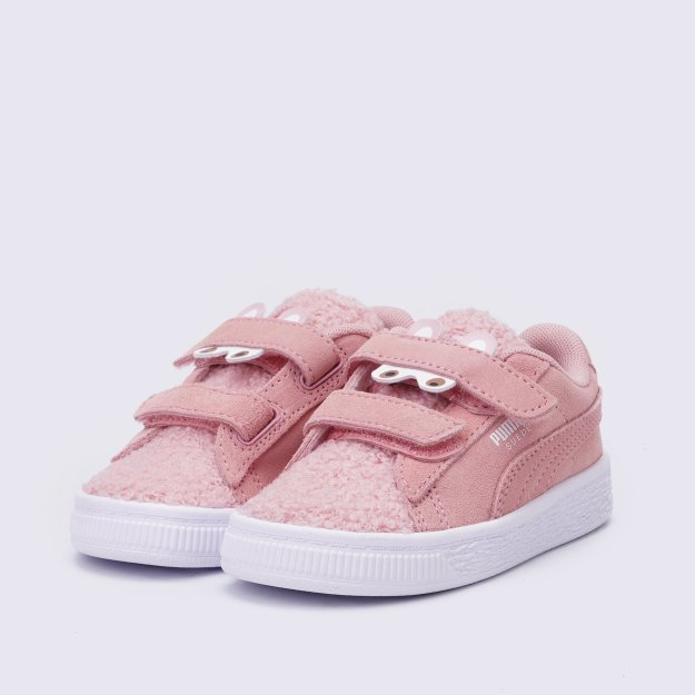 Кеди Puma Suede Winter Monster V Inf - MEGASPORT