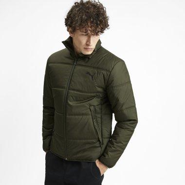 Куртки puma Essentials Padded Jacket - 119519, фото 1 - интернет-магазин MEGASPORT