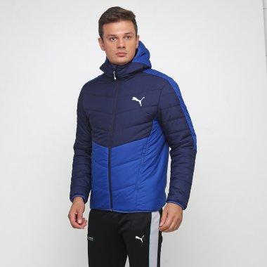 Куртки puma Warmcell Padded Jacket - 119522, фото 1 - интернет-магазин MEGASPORT
