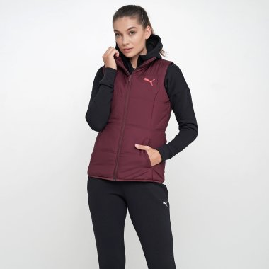 Куртки-жилеты puma Essentials Padded Vest - 119535, фото 1 - интернет-магазин MEGASPORT