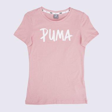 Футболки puma Alpha Logo Tee - 119583, фото 1 - інтернет-магазин MEGASPORT