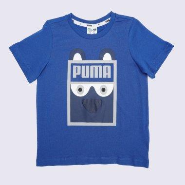 Футболки puma Monster Tee - 118361, фото 1 - інтернет-магазин MEGASPORT