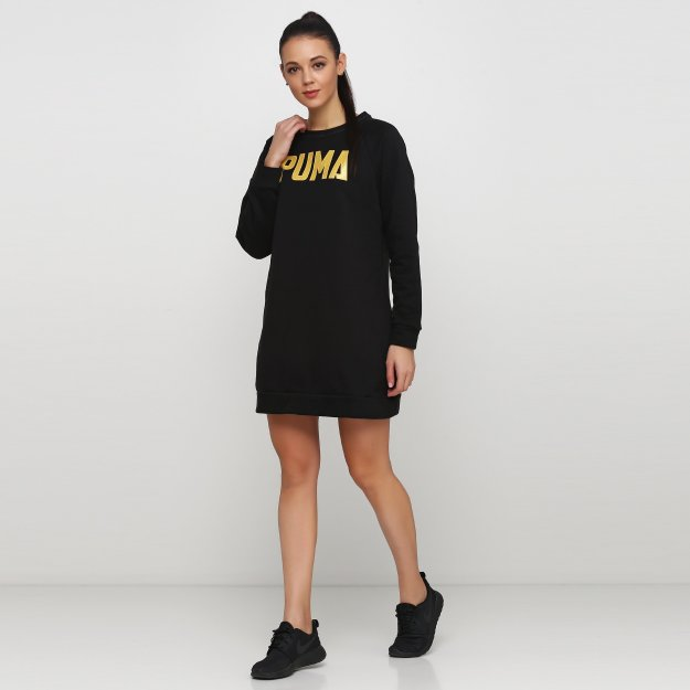Сукня Puma Athletics Dress Fl - 119831, фото 1 - інтернет-магазин MEGASPORT