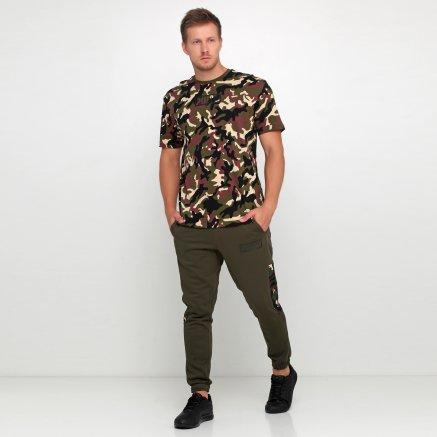 Спортивнi штани Puma Rebel Camo Pants Cl Fl - 119627, фото 1 - інтернет-магазин MEGASPORT