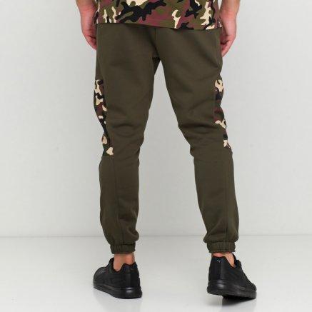 Спортивнi штани Puma Rebel Camo Pants Cl Fl - 119627, фото 3 - інтернет-магазин MEGASPORT