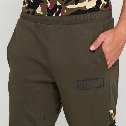 Спортивнi штани Puma Rebel Camo Pants Cl Fl - 119627, фото 4 - інтернет-магазин MEGASPORT