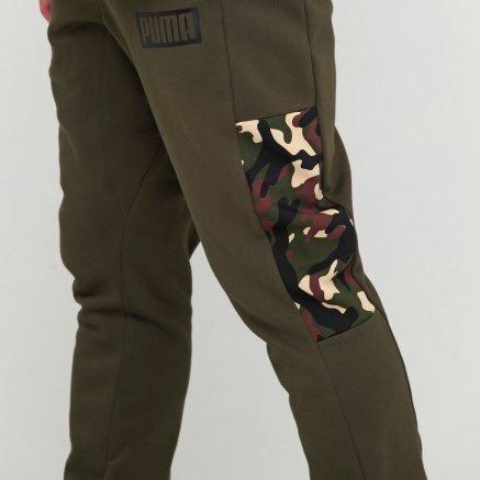 Спортивнi штани Puma Rebel Camo Pants Cl Fl - 119627, фото 5 - інтернет-магазин MEGASPORT