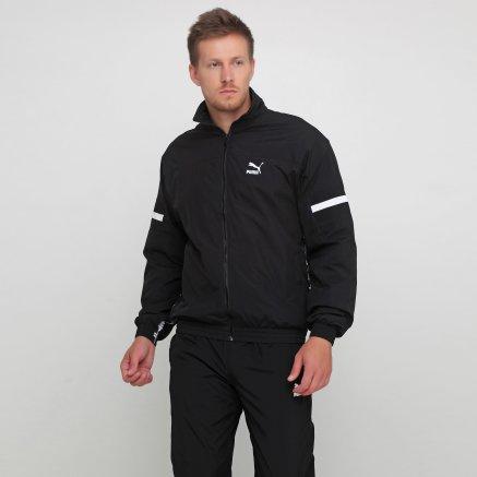 Кофта Puma Xtg Woven Jacket - 118372, фото 1 - интернет-магазин MEGASPORT