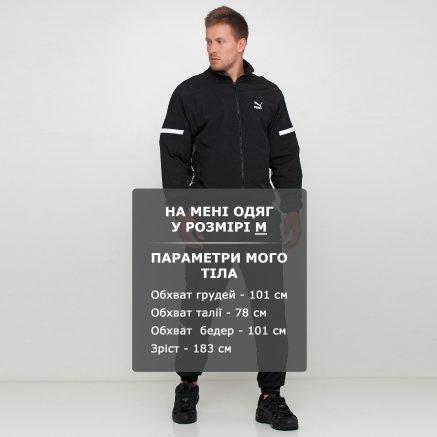 Кофта Puma Xtg Woven Jacket - 118372, фото 6 - интернет-магазин MEGASPORT