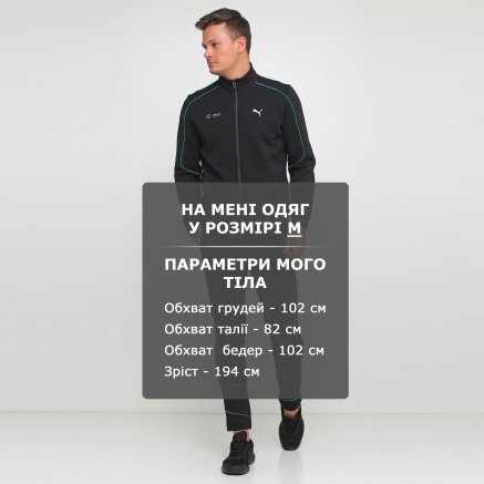 Кофта Puma Mapm Sweat Jacket - 119650, фото 6 - інтернет-магазин MEGASPORT