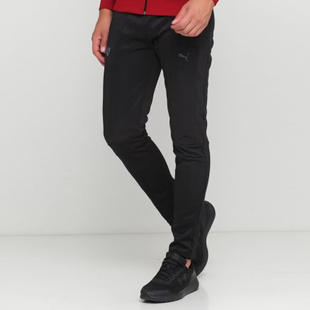 Спортивные штаны Puma Ferrari T7 Track Pants - 119675, фото 2 - интернет-магазин MEGASPORT