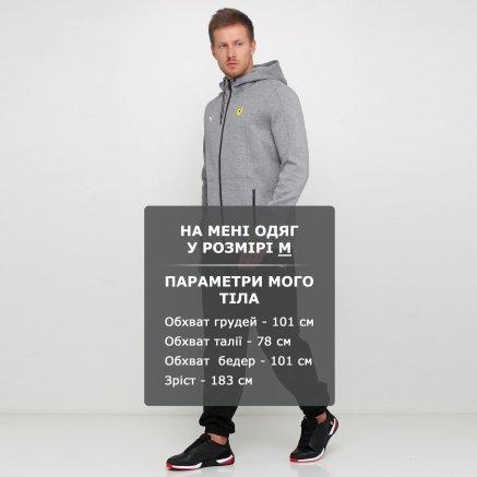 Кофта Puma Sf Hooded Sweat Jacket - 119681, фото 6 - интернет-магазин MEGASPORT