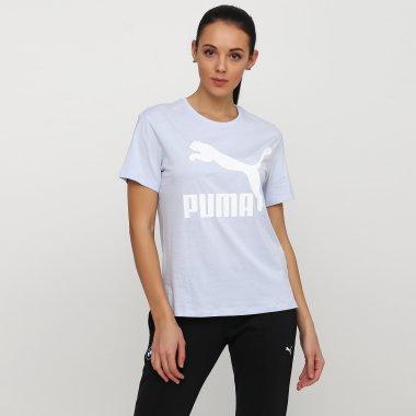 Футболки puma Classics Logo Tee - 119845, фото 1 - интернет-магазин MEGASPORT