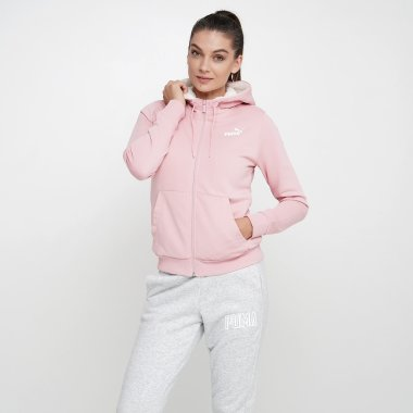 Кофты puma Essentials+ Sherpa Hd Jkt - 119702, фото 1 - интернет-магазин MEGASPORT