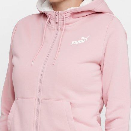 Кофта Puma Essentials+ Sherpa Hd Jkt - 119702, фото 4 - интернет-магазин MEGASPORT