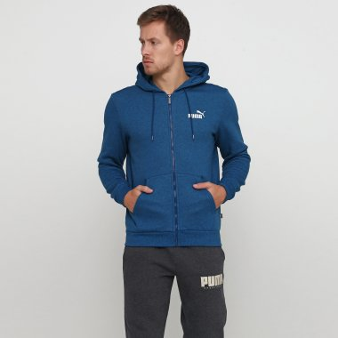 Кофты puma Essentials+ Fleece Hd Jkt - 119852, фото 1 - интернет-магазин MEGASPORT