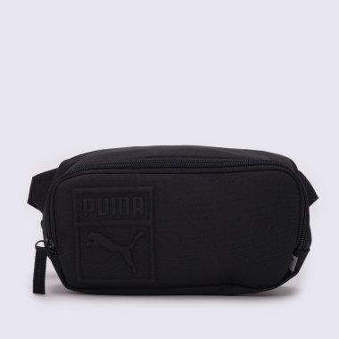 Сумки puma S Waist Bag - 115024, фото 1 - интернет-магазин MEGASPORT
