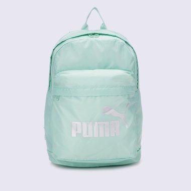 Рюкзаки puma Classic Backpack - 123101, фото 1 - интернет-магазин MEGASPORT