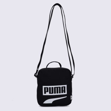 Сумки puma Plus Portable Ii - 124576, фото 1 - интернет-магазин MEGASPORT