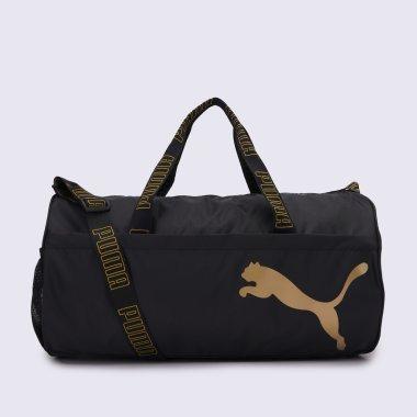 Сумки puma AT ESS barrel bag - 122905, фото 1 - интернет-магазин MEGASPORT
