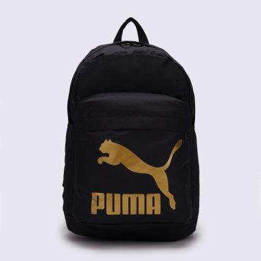 Рюкзаки puma Originals Backpack - 118313, фото 1 - интернет-магазин MEGASPORT