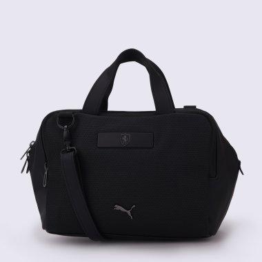 Сумки puma Ferrari Ls Handbag - 123356, фото 1 - интернет-магазин MEGASPORT