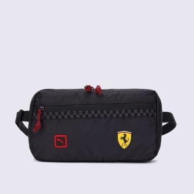Сумки puma Ferrari Fanwear Waistbag - 123104, фото 1 - интернет-магазин MEGASPORT