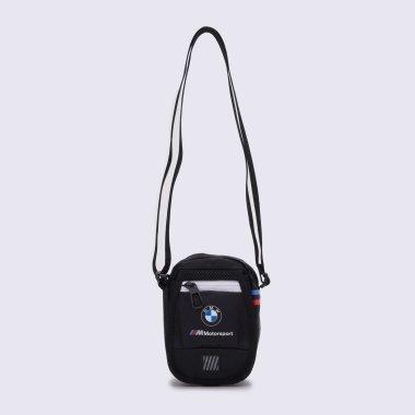 Сумки puma Bmw M Small Portable - 123106, фото 1 - интернет-магазин MEGASPORT