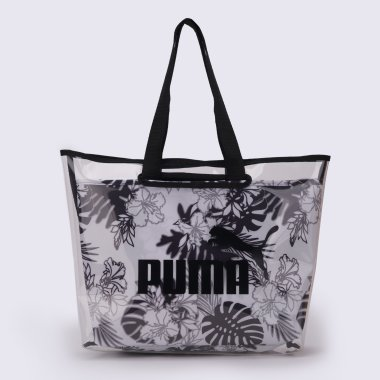 Сумки puma Wmn Core Twin Shopper - 123364, фото 1 - интернет-магазин MEGASPORT