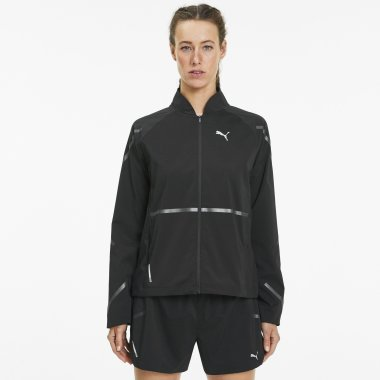 Вітровки puma Runner Id Jacket - 122768, фото 1 - інтернет-магазин MEGASPORT