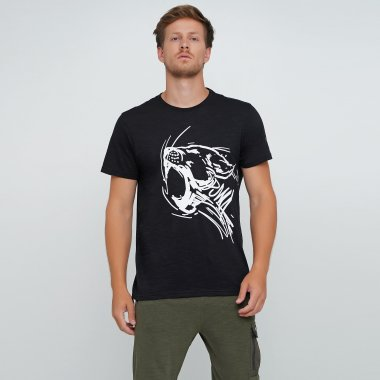 Футболки puma Performance Graphic Ss Tee - 124592, фото 1 - интернет-магазин MEGASPORT