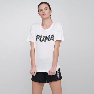 Футболки puma Modern Sports Logo Tee - 123234, фото 1 - интернет-магазин MEGASPORT
