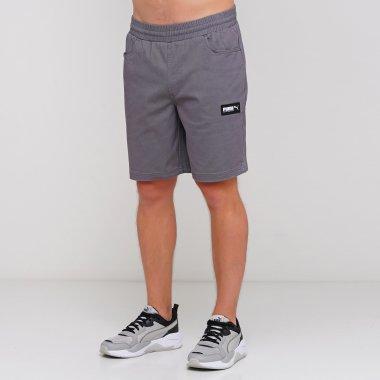 Шорты puma Fusion Shorts - 123253, фото 1 - интернет-магазин MEGASPORT