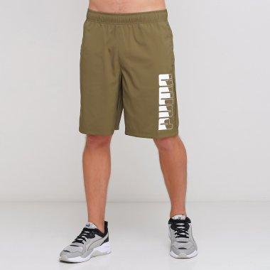 Шорты puma Rebel Woven Shorts - 123263, фото 1 - интернет-магазин MEGASPORT