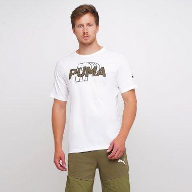 Футболки puma Modern Sports Logo Tee - 123269, фото 1 - интернет-магазин MEGASPORT