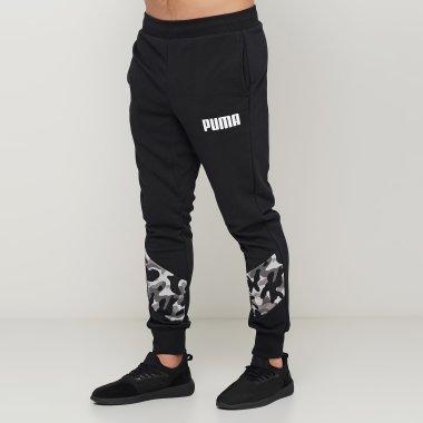 Спортивні штани puma Rebel Camo Pants Cl Tr - 122821, фото 1 - інтернет-магазин MEGASPORT