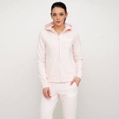 Кофти puma Athletics Hooded Jacket Tr - 122823, фото 1 - інтернет-магазин MEGASPORT