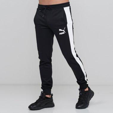 Спортивні штани puma Iconic T7 Track Pant Cuff - 123177, фото 1 - інтернет-магазин MEGASPORT