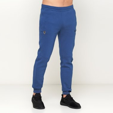 Спортивные штаны puma Ferrari Sweat Pants Cc - 122837, фото 1 - интернет-магазин MEGASPORT