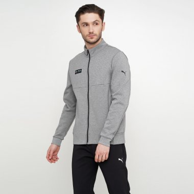 Кофты puma Mapm Sweat Jacket - 123303, фото 1 - интернет-магазин MEGASPORT
