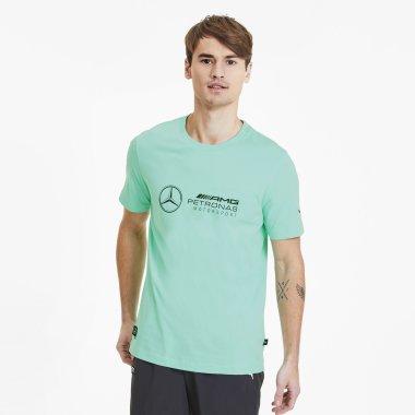 Футболки puma Mapm Logo Tee - 123082, фото 1 - интернет-магазин MEGASPORT