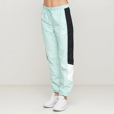 Спортивные штаны puma Tfs Woven Track Pant - 122849, фото 1 - интернет-магазин MEGASPORT