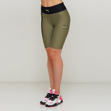 Шорти puma Evide Highwaist Short Tight - 123310, фото 1 - інтернет-магазин MEGASPORT