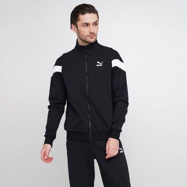 Куртки puma Iconic Mcs Track Jacket Ft - 123824, фото 1 - інтернет-магазин MEGASPORT