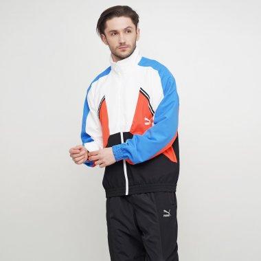 Куртки puma Tfs Woven Jacket - 123314, фото 1 - интернет-магазин MEGASPORT