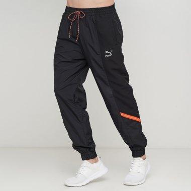 Спортивные штаны puma Tfs Woven Pants - 123315, фото 1 - интернет-магазин MEGASPORT