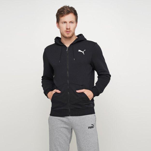 Кофта Puma Essentials Hooded Jacket - MEGASPORT