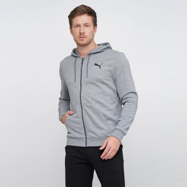 Кофты puma Essentials Hooded Jacket - 122864, фото 1 - интернет-магазин MEGASPORT